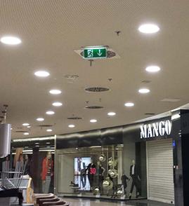 39baf3c58e Üzletvilágítás, bolt világítás - LED világítástechnika
